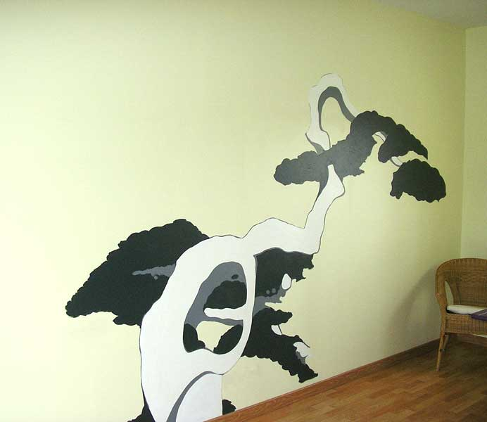 art mural  votre d u00e9coration d u0026 39 int u00e9rieur  audrey mouchet