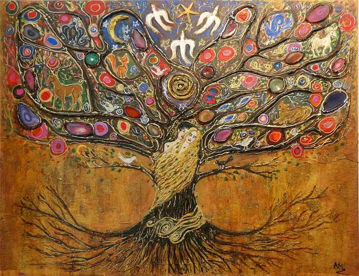 Artiste Peintre Peintures Oniriques Anne Mrie Zylberman